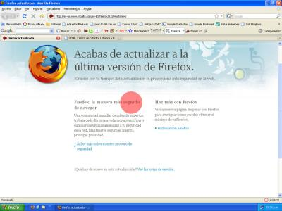 Firefox 3: La manera mas SEGURDA de navegar
