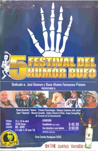 5 Festival del Humor Bufo