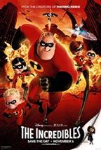 Los increibles (De Incredibles)